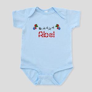 Abel, Christmas Infant Bodysuit