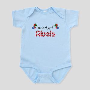 Abels, Christmas Infant Bodysuit