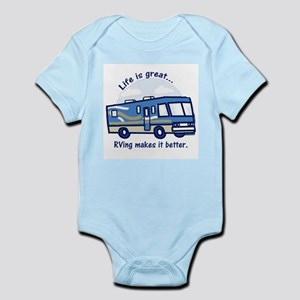 RVinggreat Infant Bodysuit