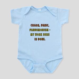 Chaos Panic Infant Bodysuit