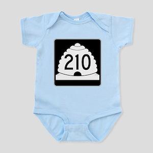 Powder Highway - Utah 210 Alta Snowbird Infant Bod