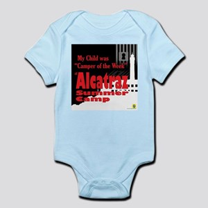 Alcatraz Summer Camp Infant Bodysuit