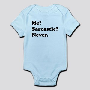 Sarcastic Body Suit