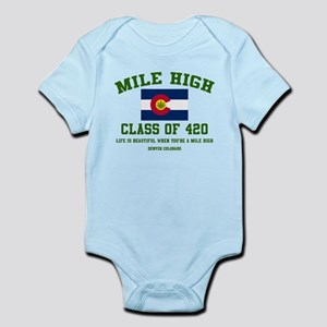 Mile High class of 420 Body Suit