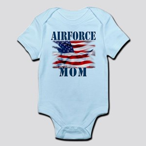 Airforce Mom Body Suit