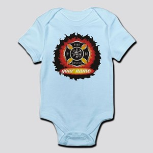 Personalized Fire and Rescue Body Suit