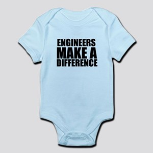 Engineers Make A Difference Body Suit