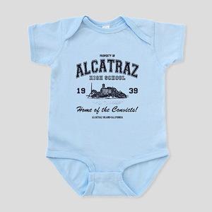 Alcatraz High School Infant Bodysuit