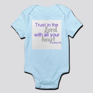 Trust in the Lord Body Suit