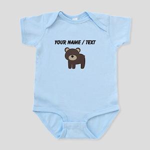 Cartoon Bear Body Suit