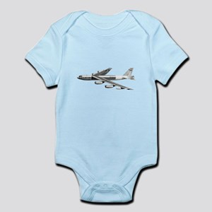B-52 Stratofortress Bomber Infant Bodysuit