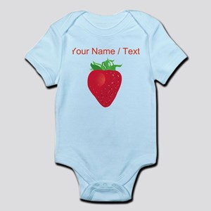 Custom Strawberry Body Suit