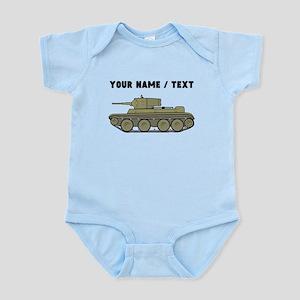 Custom Military Tank Body Suit