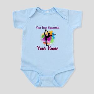 Customizable Gymnastics Team Body Suit