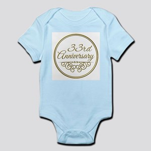 33rd Anniversary Body Suit