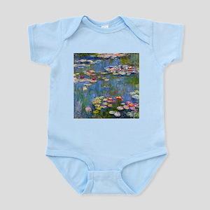 Monet Water lilies Body Suit