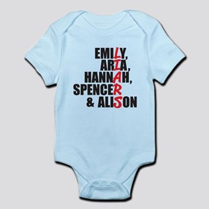 All Liars Body Suit