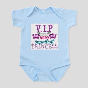 VIP Princess Personalize Body Suit