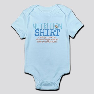 Nutrition Shirt Body Suit