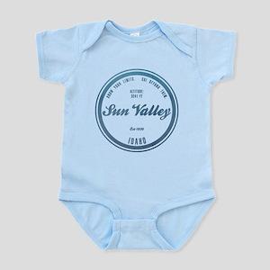 Sun Valley Ski Resort Idaho Body Suit