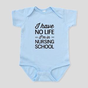 No life in nursing school Body Suit