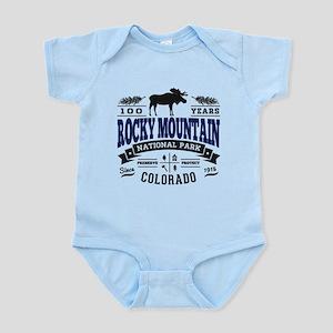 Rocky Mountain Vintage Infant Bodysuit