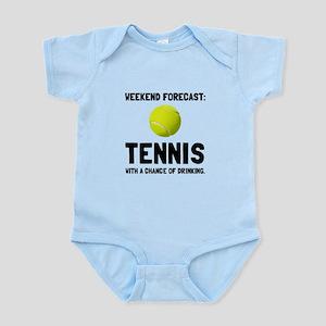 Weekend Forecast Tennis Body Suit