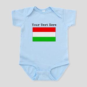 Custom Hungary Flag Body Suit