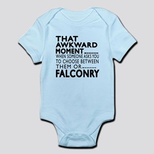Falconry Awkward Moment Designs Infant Bodysuit