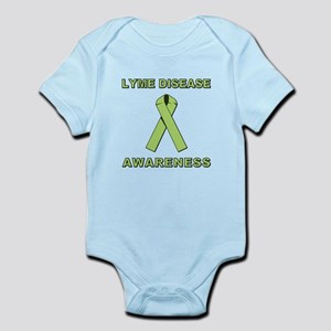 LYME DISEASE AWARENESS Infant Bodysuit