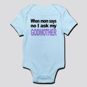 I Ask My Godmother Body Suit