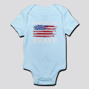 home of the brave Body Suit