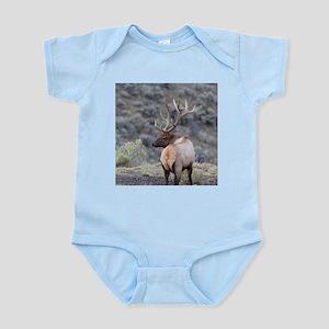 bull elk Body Suit