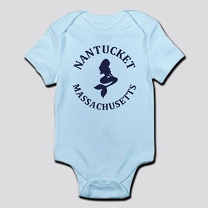 Summer nantucket- massachusetts Body Suit