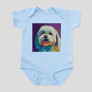 Dash the Pop Art Dog Body Suit