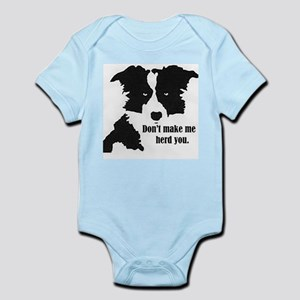 Border Collie Art Body Suit