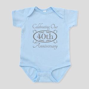 40th Wedding Anniversary Body Suit