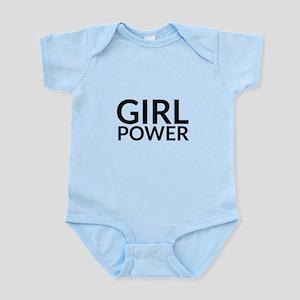 Girl Power Body Suit