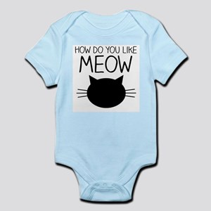 How Do You Like Meow Body Suit