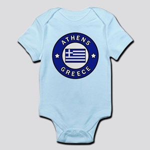 Athens Greece Body Suit