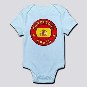 Barcelona Spain Body Suit