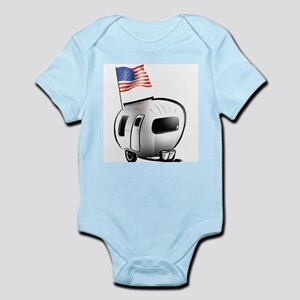Happer Camper Infant Bodysuit