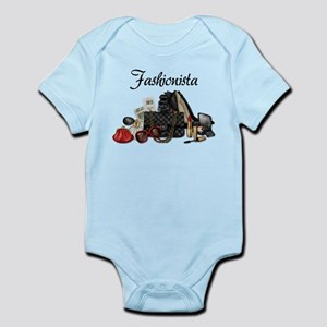 Fashionista Infant Bodysuit
