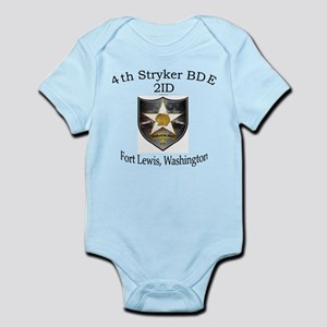 4the BDE 2ID Infant Bodysuit