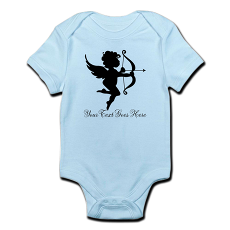 Valentines Day Gifts Cupid Body Suit