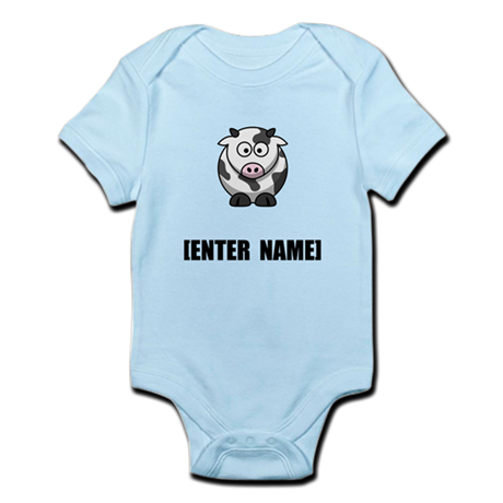 Cow Personalize It! Body Suit