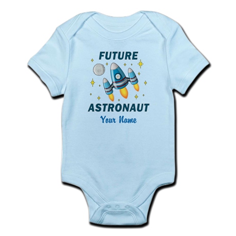 Future Astronaut - Personalized Body Suit