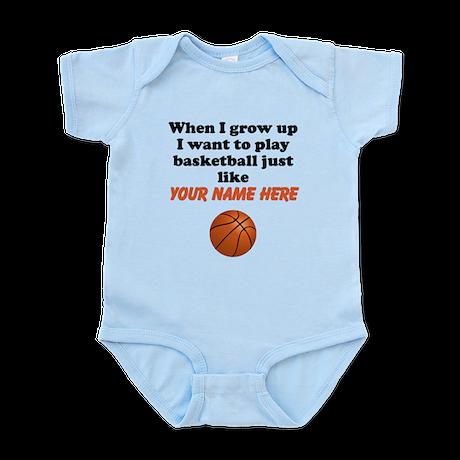 Play Basketball Just Like (Custom) Body Suit