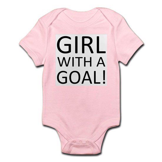Girl With A Goal!