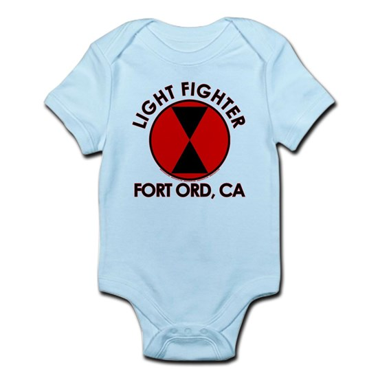 Lightfighter Fort Ord, CA 7th Infantry Division